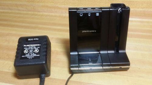 Plantronics WO2 W02 DECT 6.0 USB Bluetooth Base Only