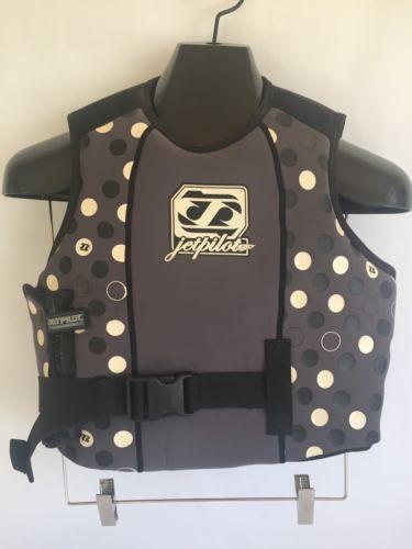 Jetpilot Women's Medium Comp Vest Pre-owned
