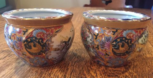 Decorative Bowls From China Set Of 2 Home Decor Very Cool!!