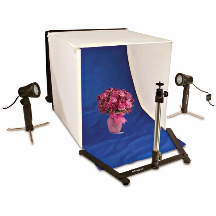 Polaroid Photo Studio Light Tent Kit