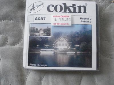 BRAND NEW COKIN A SERIES LENS FILTERS(ALL DIFFERENT TYPES)*READ DESCRIPTION*