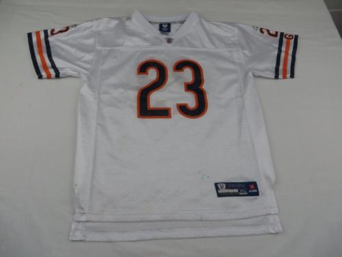 Used Marks Reebok Devin Hester Chicago Bears Jersey Youth XL(18-20) Or Mens S