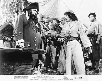 Jean Peters - Anne of the Indies (1951) - 8 1/2 X 11