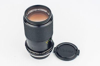 Vivitar 70-150mm f3.8 Zoom Lens With OM Mount