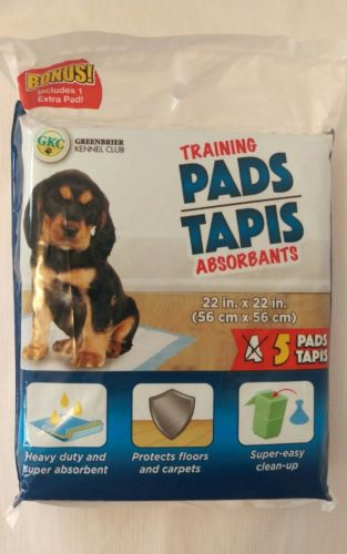 GKC greenbrier Training Pads  for dogs 22