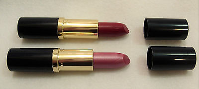 Lot of 2 Estee Lauder Lipsticks PINK PARFAIT * SCARLET SIREN  New Full Size