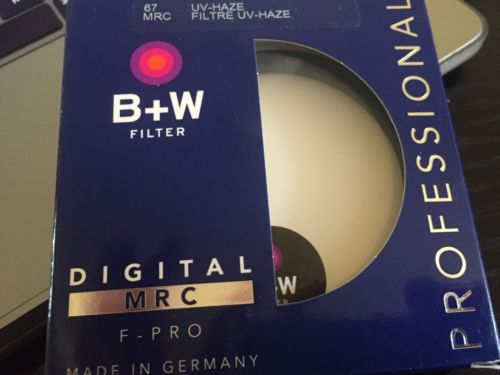 B+W 67mm UV HAZE 010 MRC F-PRO Filter (010M)