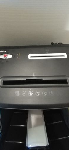 OfficeMax Paper/CD/DVD/Credit Card Shredder