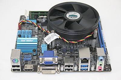 Asus P8H61-I R2.0 Mini ITX Motherboard + Intel i3-2100 3.1Ghz + 8GB PC3-10600