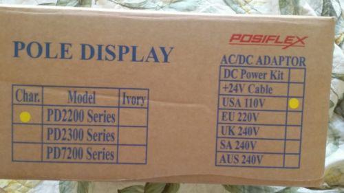 Posiflex Pole Display PD2200