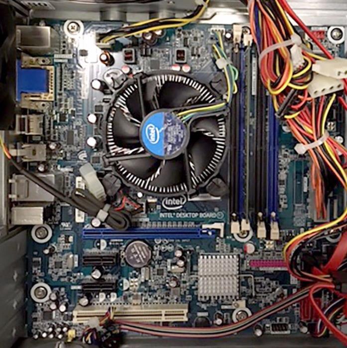 MOTHERBOARD, INTEL DH55TC microATX Motherboard+Core i3 2.93Ghz CPU+4GB RAM Combo