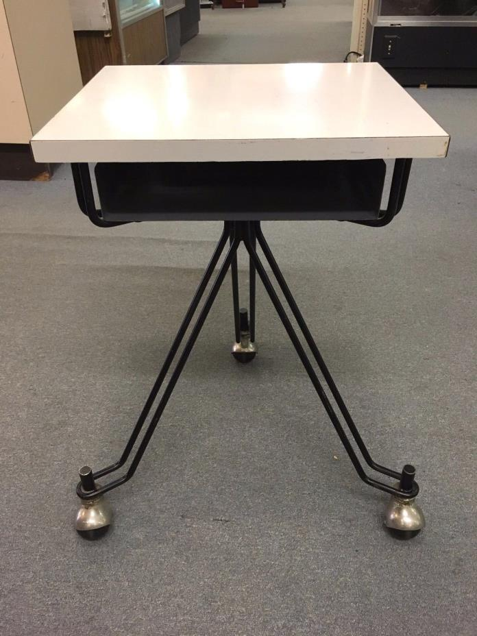 Eliot Noyes For IBM 1955 Vintage Rolling Table