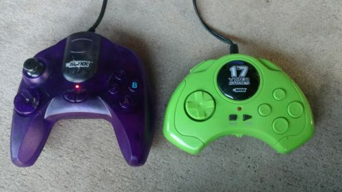Lot of 2 VS Maxx Plug N Play Video Games Tested & working