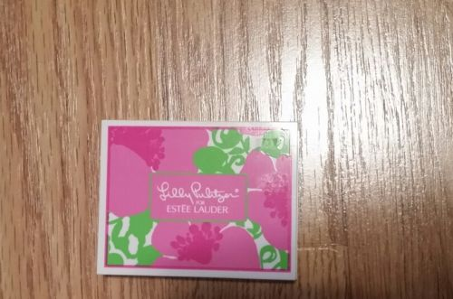Lilly Pulitzer for Estee Lauder Compact