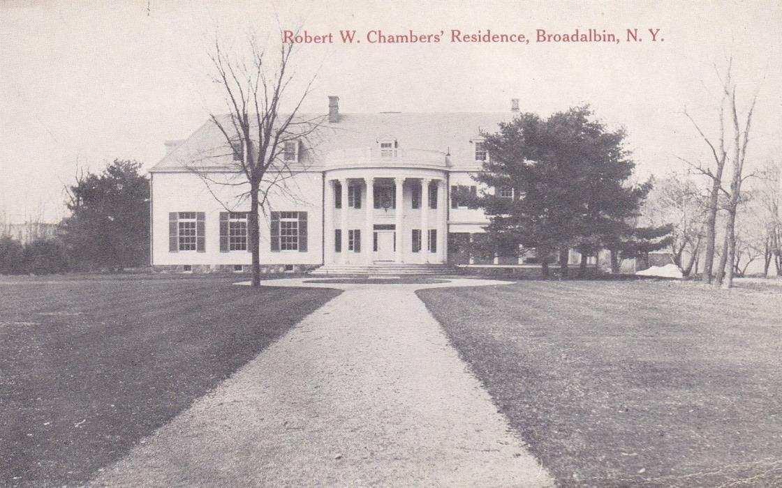 Broadalbin, NY - Robert WChamber's Residence