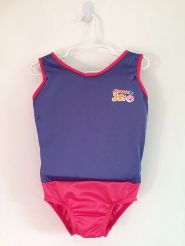 Floatation Swim Suit Pool Vest Level 3 MEDIUM / LARGE Banzai Jr. 33-55 lbs.