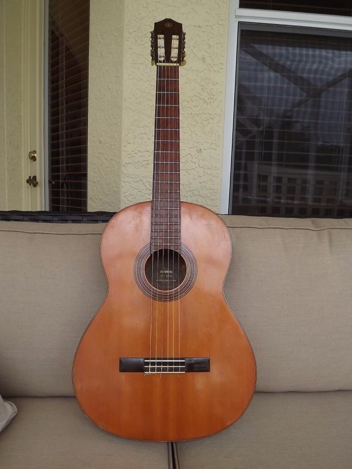Yamaha G50 Classical guitar Japan