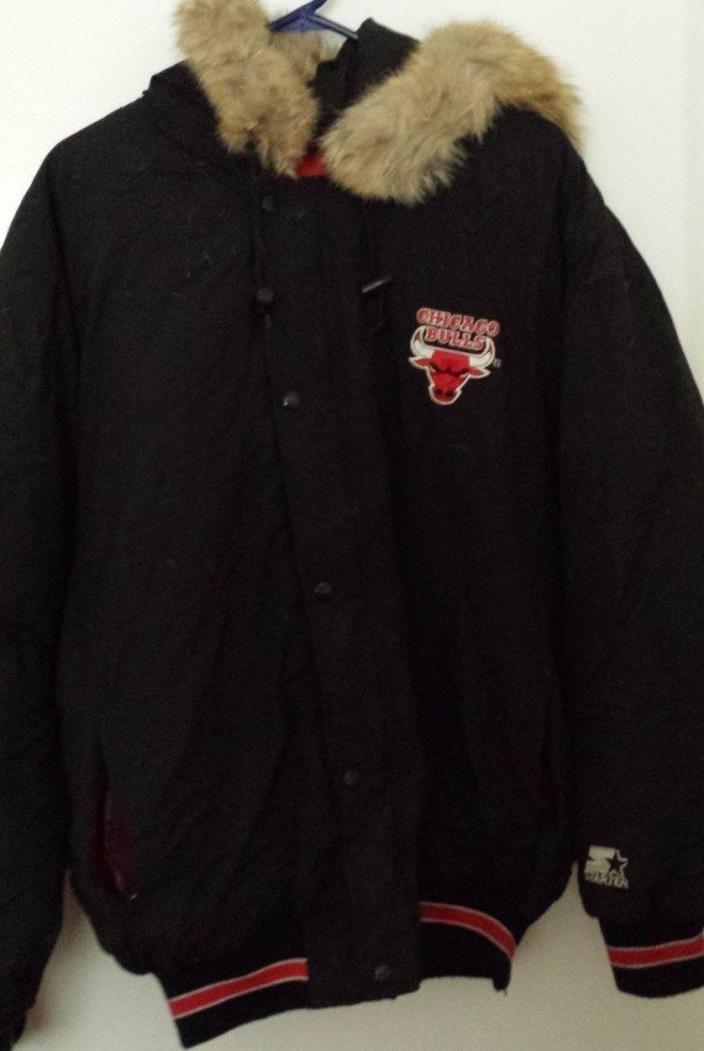 Chicago Bulls vintage jacket
