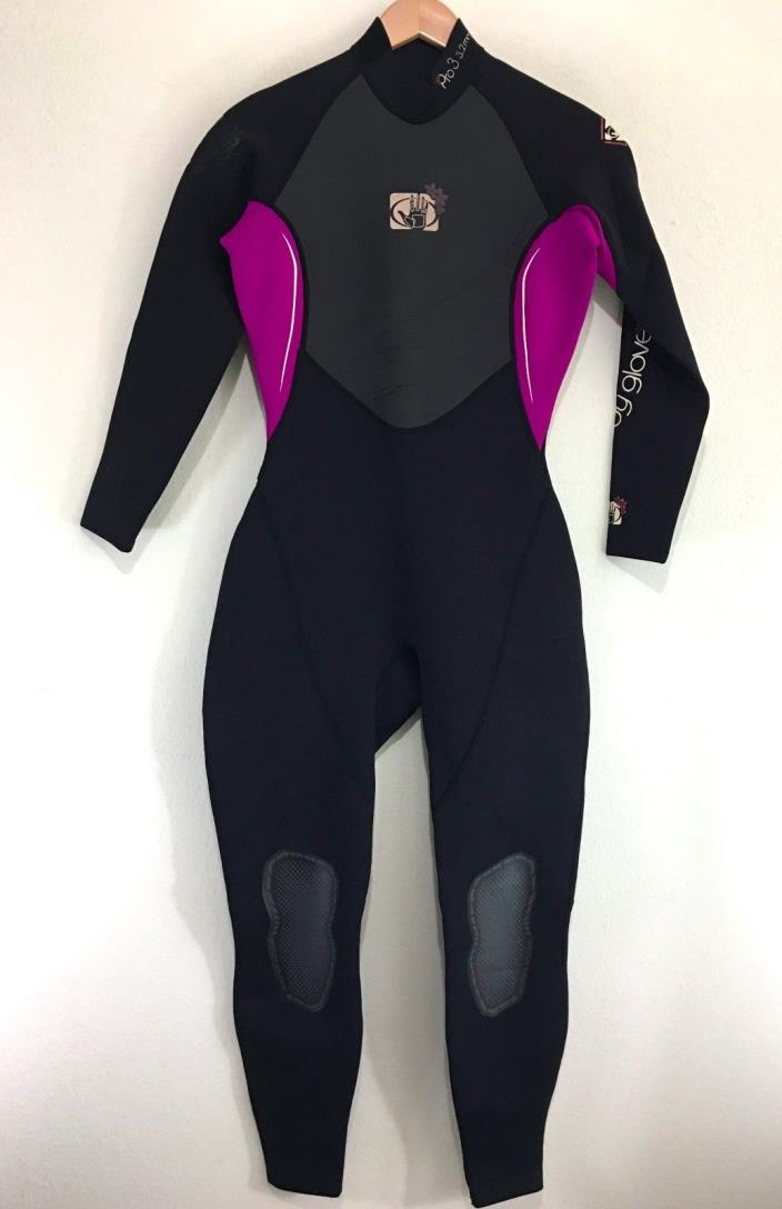 Body Glove Womens Full Wetsuit Pro 3 3/2 - Ladies Size 9/10