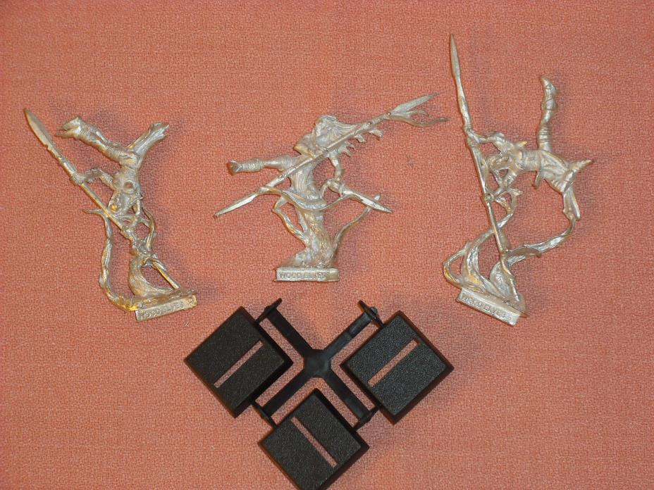 Warhammer Wood Elves Wardancer Set Of 3 (Direct Services) New