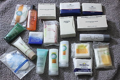 Mixed Lot Hotel Soaps and Toiletry Items Group 3