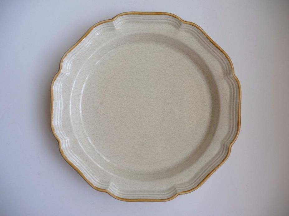 Mikasa Garden Club EC 400, 12 1/2 inch round Platter, Server, Chop Plate