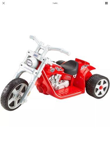 Fisher-Price Power Wheels Harley-Davidson Rocker