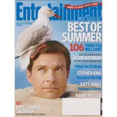Entertainment Weekly #1157/Katy Perry/Jason Bateman/Stephen King/Harry Potter