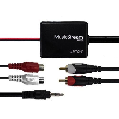 ISBT23 iSimple MusicstreAM Bluetooth Audio Receiver