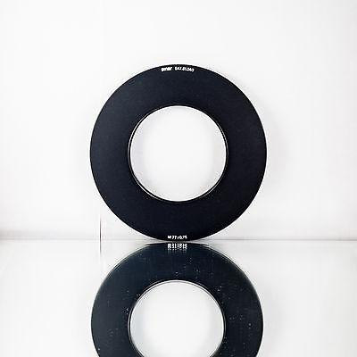 SINAR M77x0.75 filter holder adapter 547.81.040