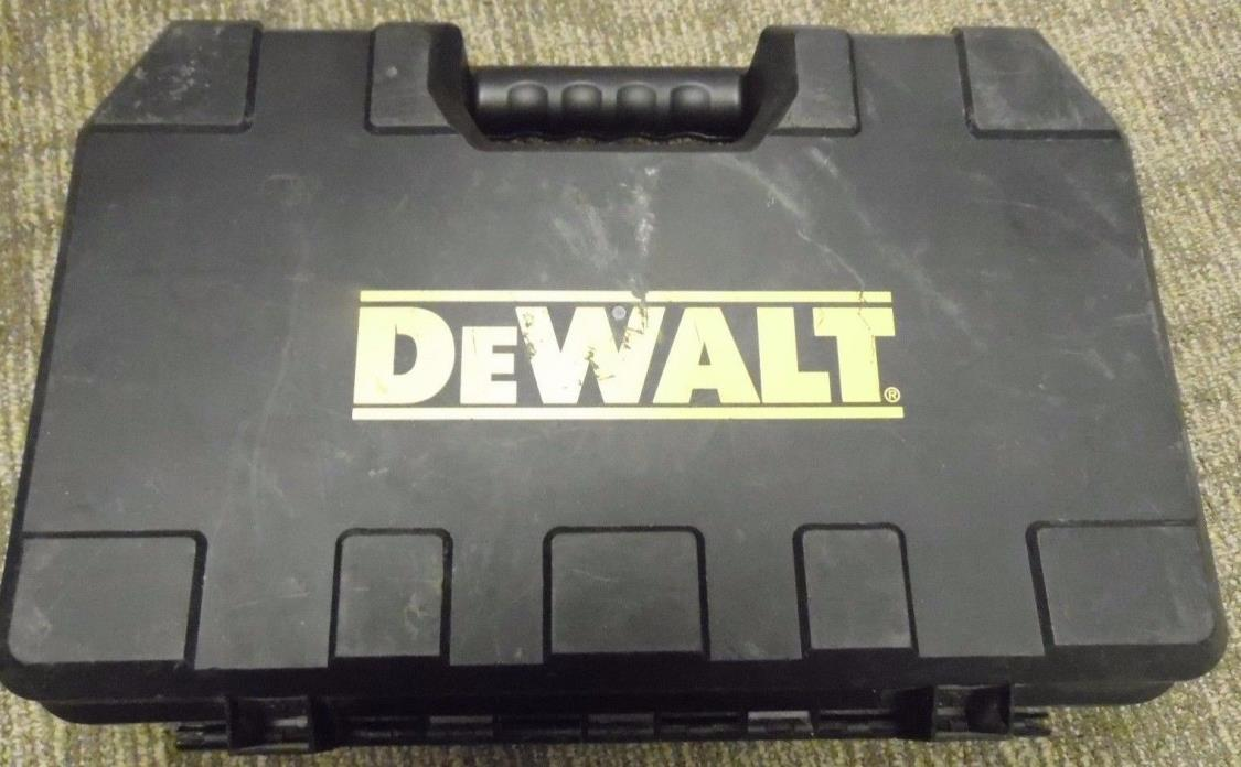 CASE ONLY * Dewalt Hammer Drill Kit DCD995M2 Tool * CASE ONLY
