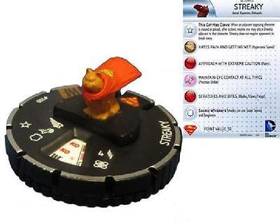 Streaky #100 - LE World?s Finest Heroclix NM DC HeroClix: World''s Finest