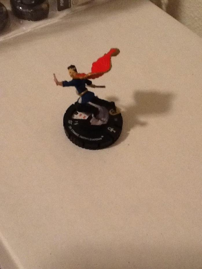 Heroclix Dr. Strange, Earth's Guardian Avengers Defenders War Super Rare #051