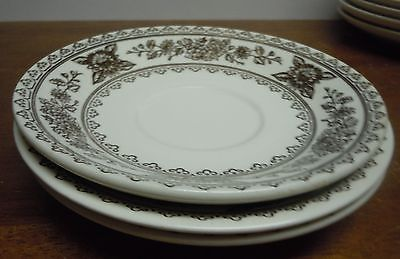 VENDROME--ROYAL CHINA--HAMPSHIRE--USA-- SAUCER