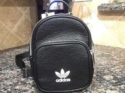 Adidas Originals Classic Mini Backpack Black BK6951