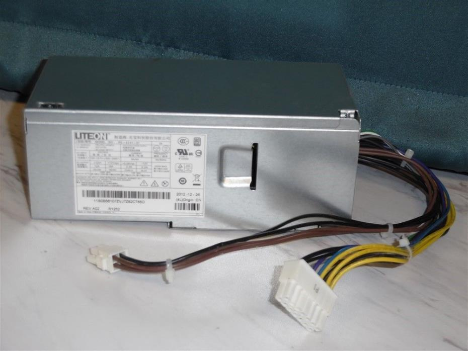 LiteOn PS-4241-01 240W Power Supply for ThinkStation Computers TESTED!