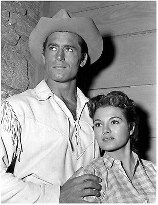 Clint Walker, Angie Dickinson - BUY 5 AND GET 1 FREE - 8 1/2 X 11