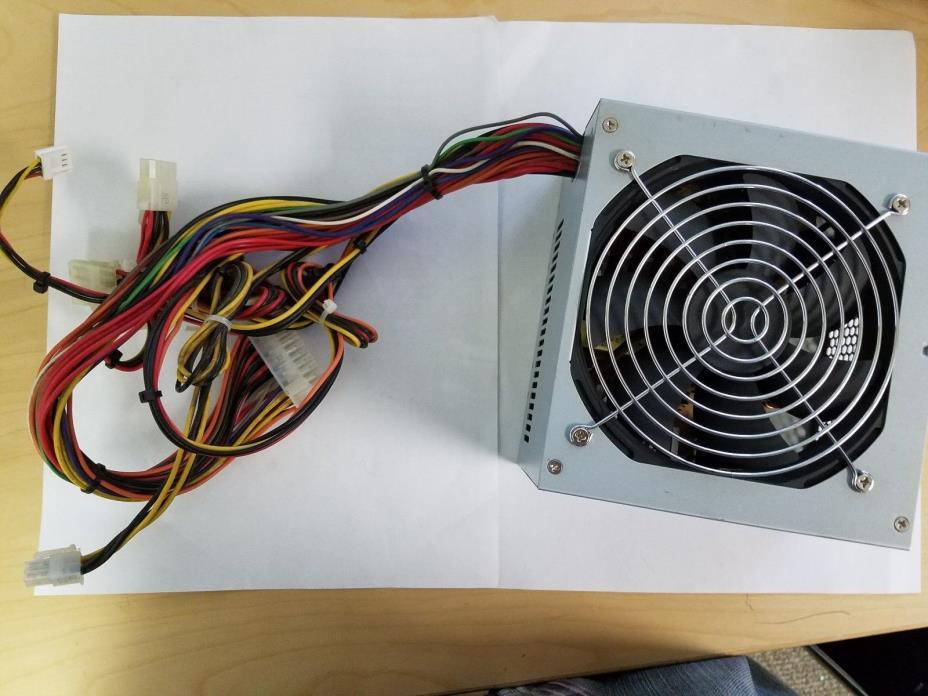 Power Man IP-P350AJ2-0 ATX 12V 330W 12V 24-Pin Power Supply Quiet Fan