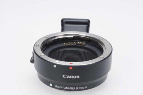 Canon Mount Adapter EF/EF-S Lens to EOS M Camera                            #853