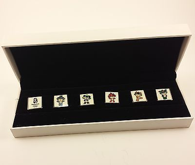 2008 Beijing Olympic Summer Games 6 Pin Set