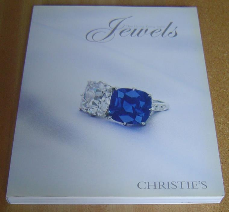 Christie's Jewels and Jadeite Hong Kong 2008