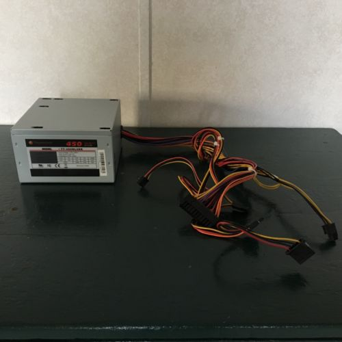 Thermaltake 450w Power Supply (TT-450NL2NK)