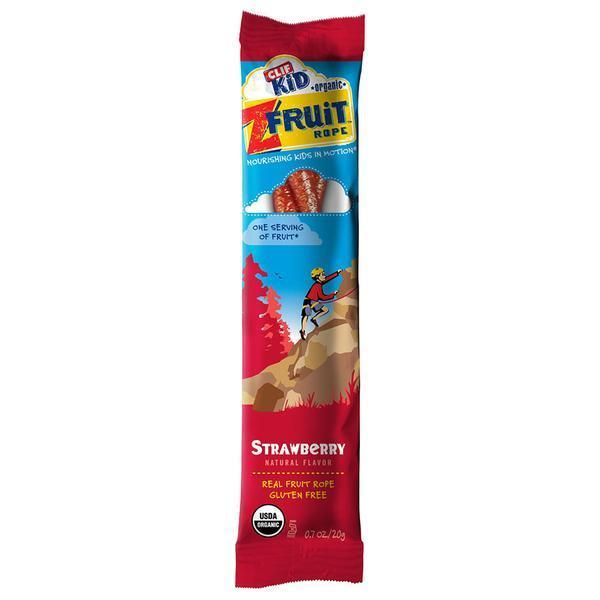 CLIF BAR CLIF KIDS STRAWBERRY ZFRUIT