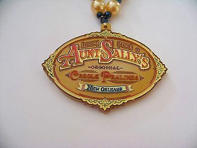 Aunt Sally's Origanal Creole Pralines New Orleans Pendant