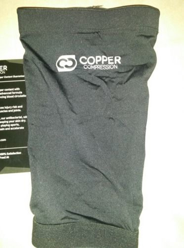 CopperCompression Recovery Knee Sleeve - Highest Copper Content With Infused Fit