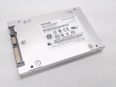 Toshiba 256GB Galas SSD Solid State Drive, 655-1558B