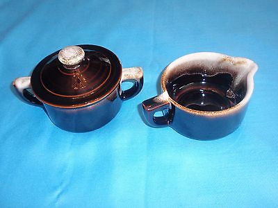 ** Pfaltzgraff Sugar Bowl & Creamer Set **