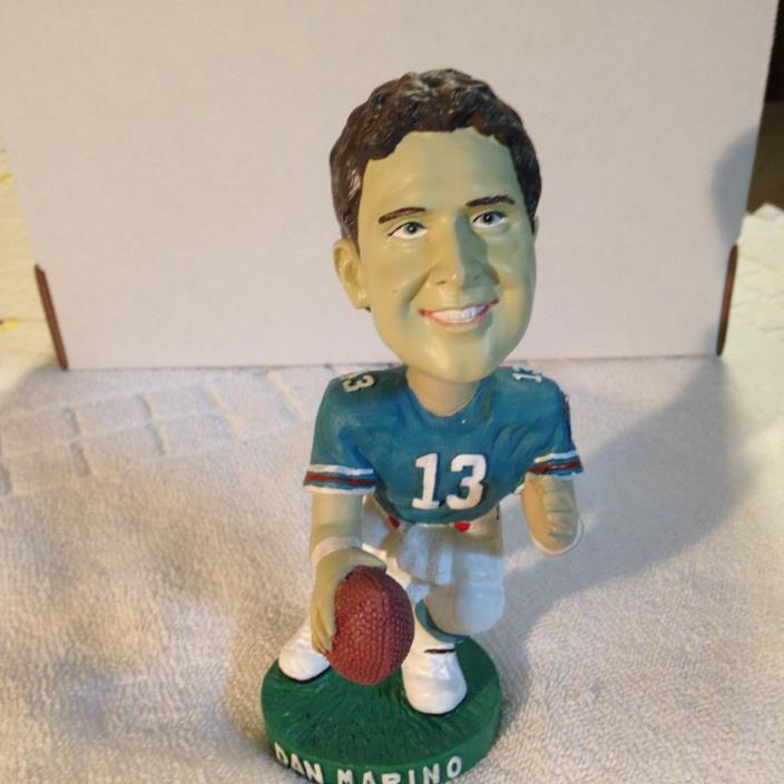 Official NFL Limited Edition Numbered Dan Marino Bobblehead