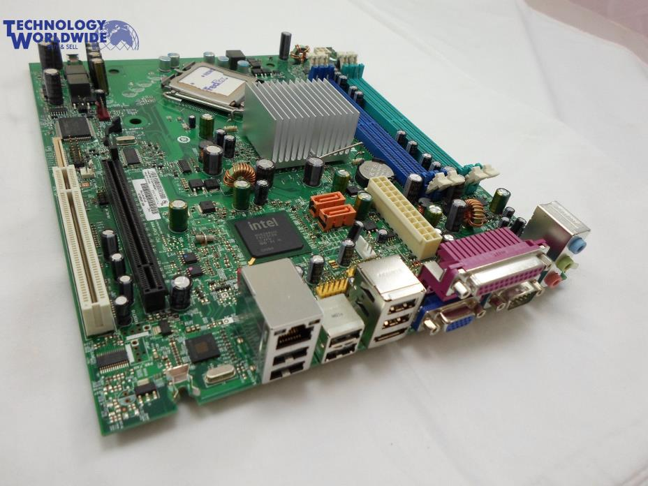 LOT OF 5 IBM 45R4852 45R4849 ThinkCentre M57P System Board