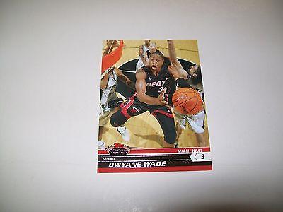 2007-08 Stadium Club Basketball Dwyane Wade PP1 Promotional Card